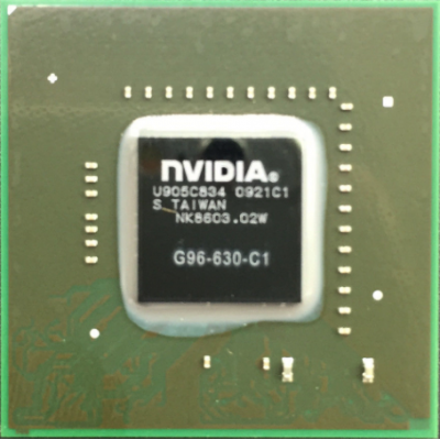 Nvidia BGA G96-630-C1