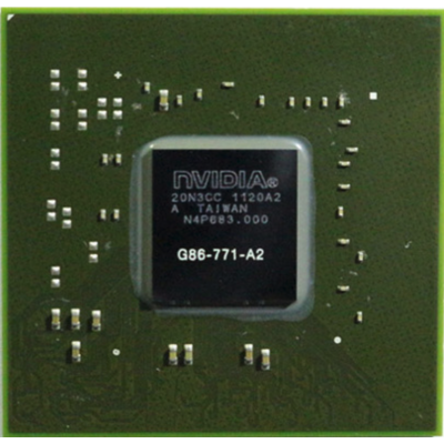 Nvidia BGA G86-771-A2