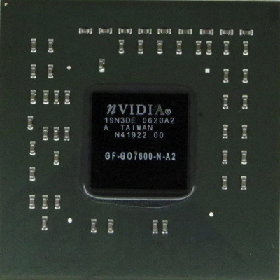Nvidia BGA GF-GO7600-N-B1