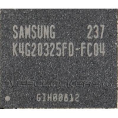 Samsung K4G20325FD
