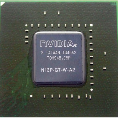 BGA Nvidia N13P-GT-W-A2