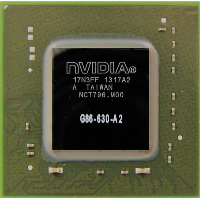 BGA Nvidia G86-630-A2